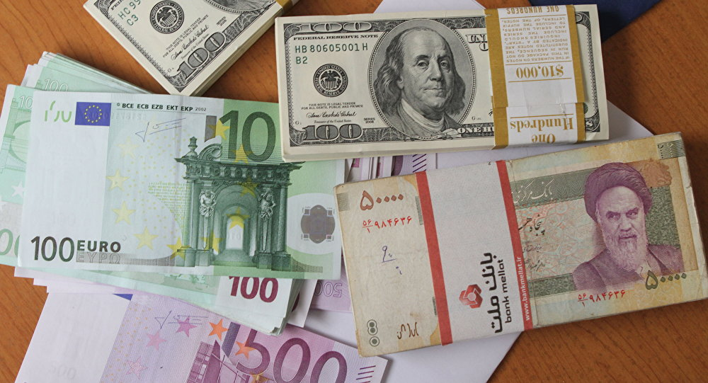 Exchange rate in Iran