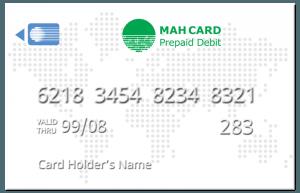 MahCard - Debit