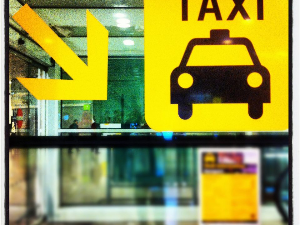 IKA Airport Taxis