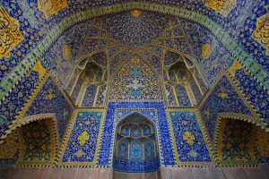 Unesco heritage in iran
